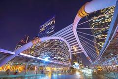 Cityscape of Sathorn in Bangkok. Cityscape of Sathorn in Bangkok,Thailand Stock Image