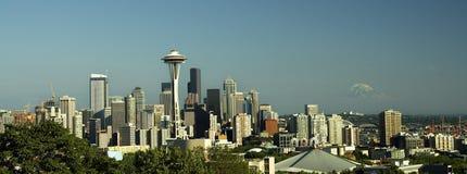 cityscape seattle Arkivfoton