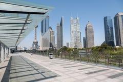 Cityscape of shanghai Stock Photo