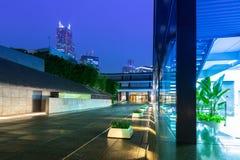 Cityscape of Shinjuku district of Tokyo. Japan Royalty Free Stock Image