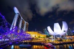 cityscape singapore royaltyfri bild