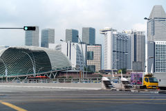 Cityscape Singapore Stock Photography