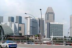 Cityscape Singapore Royalty Free Stock Photography