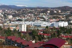 Cityscape Sochi. Russia Royalty Free Stock Photography