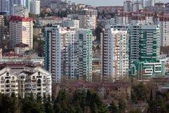 Cityscape Sochi. Russia Stock Images