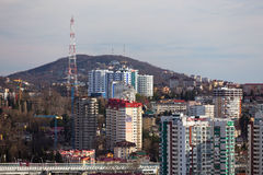 Cityscape Sochi. Russia Stock Photos