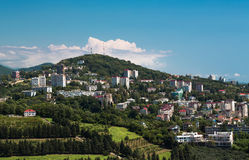 Cityscape of Sochi Stock Images