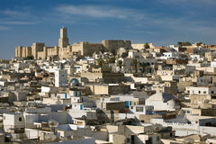 Cityscape of Sousse Stock Images