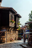 Cityscape of Sozopol Stock Images