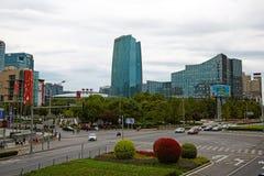 Z-Park, Beijing, China Stock Image