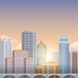 Cityscape Royalty Free Stock Photography