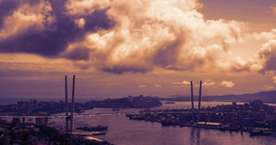 Cityscape. Royalty Free Stock Images