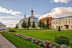 Cityscape of Suzdal Stock Image