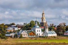Cityscape Suzdal. Russia Stock Photography