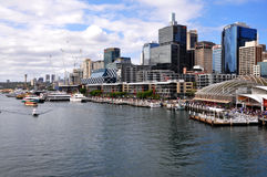 Cityscape of Sydney Royalty Free Stock Image