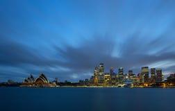 Cityscape of Sydney. Stock Image