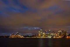 Cityscape of Sydney. Stock Photography