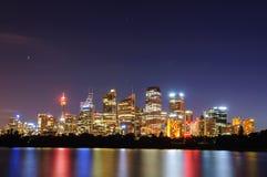 Cityscape of Sydney Stock Photos