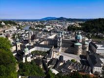 Cityscape: taken staden arkivbilder