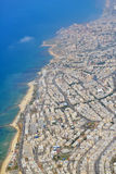 Cityscape of Tel Aviv, Israel Stock Photo