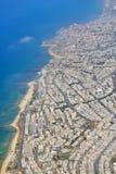Cityscape of Tel Aviv, Israel Stock Photo
