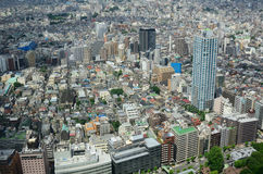 Cityscape of tokyo Royalty Free Stock Images