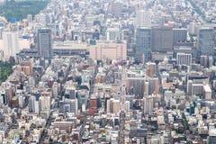 Cityscape of Tokyo, Japan Stock Photo
