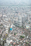 Cityscape of Tokyo, Japan Royalty Free Stock Image