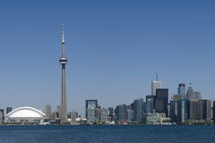 Cityscape - Toronto 3:2 Royalty Free Stock Photo