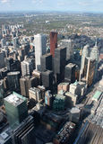 cityscape toronto Arkivfoton