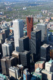 cityscape toronto Arkivfoto