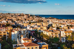 Cityscape of Torrevieja Royalty Free Stock Photography
