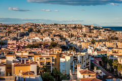 Cityscape of Torrevieja Royalty Free Stock Image