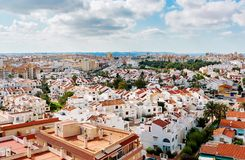 Cityscape of Torrevieja city. Spain Royalty Free Stock Images