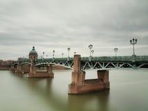cityscape toulouse Arkivbild