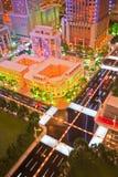 Cityscape - toy Fotografering för Bildbyråer