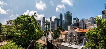 Cityscape royalty free stock images