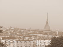 Cityscape of Turin Royalty Free Stock Images