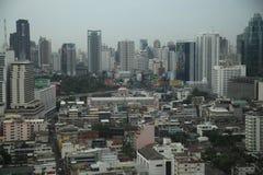 Cityscape van Bangkok Stock Foto