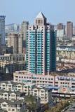 Cityscape van Dalian, China Stock Foto