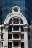 Cityscape van de Mening van de Stad van Lissabon Moderne Royalty-vrije Stock Afbeeldingen