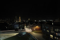 Cityscape van Enschede Nederland Stock Afbeelding