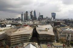 Cityscape van Groot Londen stock fotografie