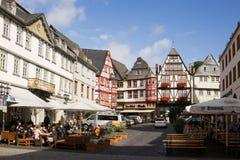 Cityscape van Limburg een der Lahn in Duitsland Royalty-vrije Stock Afbeelding