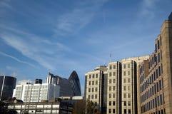 Cityscape van Londen Royalty-vrije Stock Afbeeldingen
