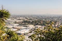 Cityscape van Los Angeles Royalty-vrije Stock Afbeeldingen