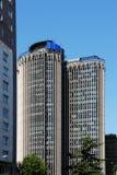 Cityscape van Madrid, Spanje Stock Fotografie