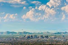 Cityscape van Phoenix stock foto