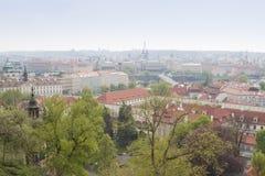 Cityscape van Praag Royalty-vrije Stock Foto