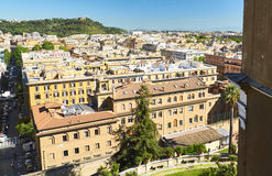 Cityscape van Rome Stock Foto